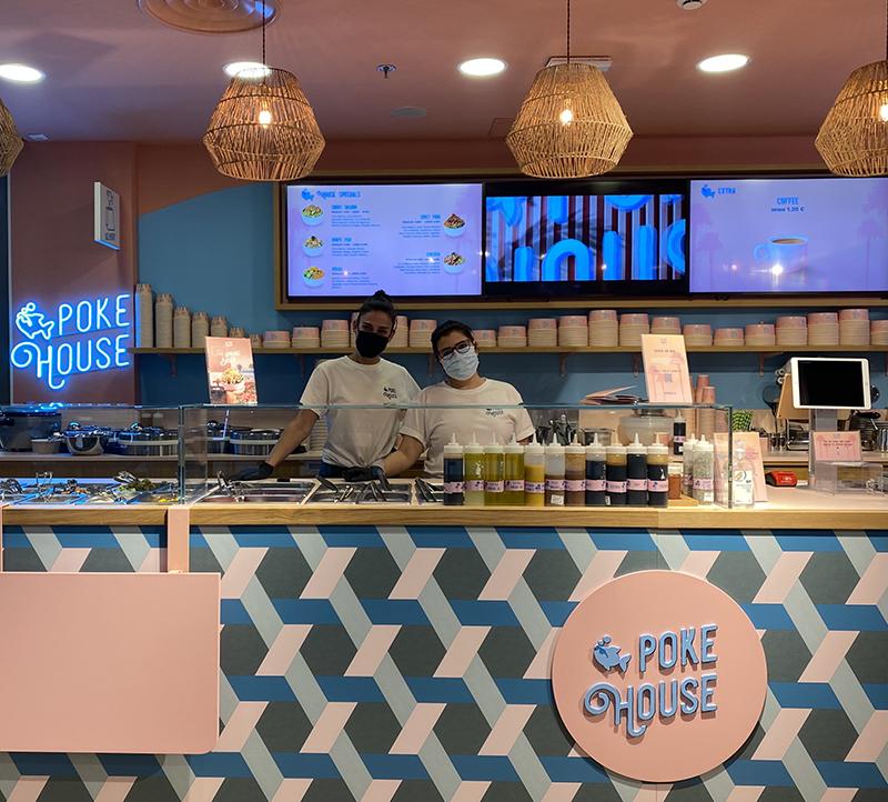 Poke House abre en Príncipe Pío noticias retail