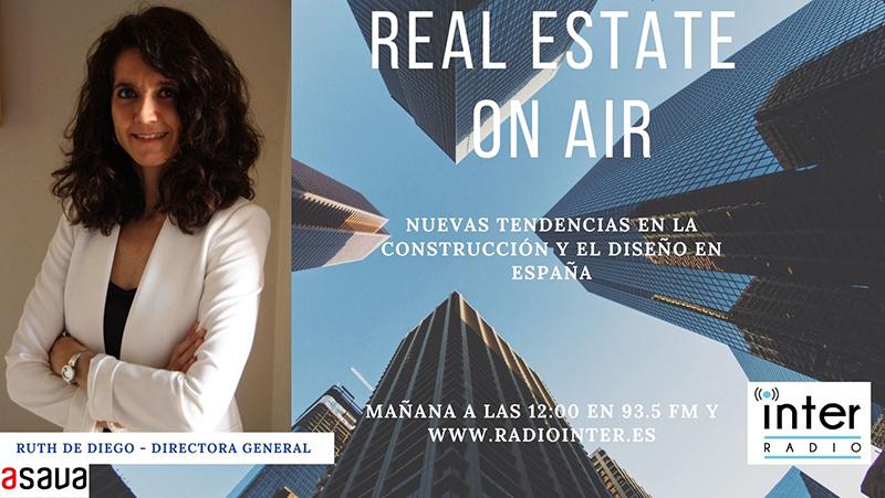 Ruth de Diego, ASAVA, Real Estate On Air noticias retail