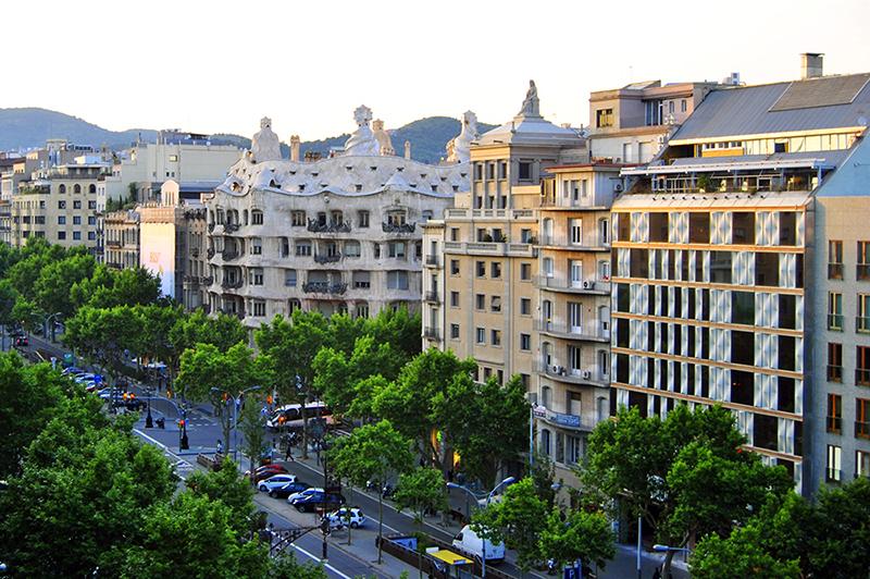 Savills Aguirre Newman alquileres ejes prime Madrid Barcelona noticias retail