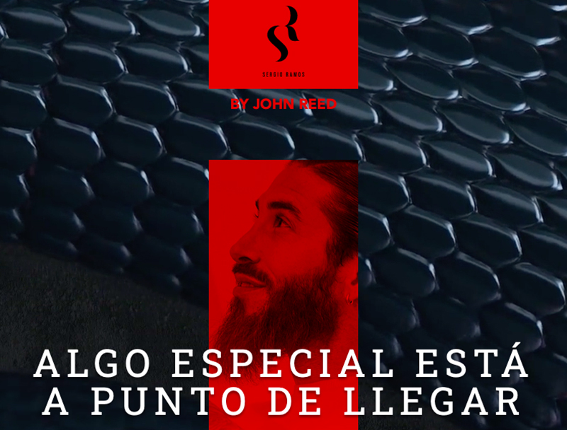 Sergio Ramos gimnasio John Reed noticias retail