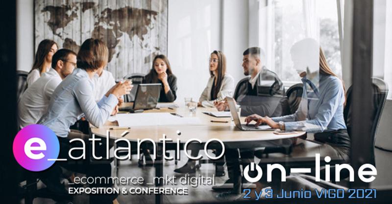 entrega e-Atlántico Awards 2021 e-commerce Vigo noticias retail