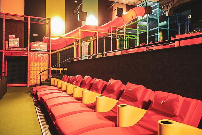Abre la sala junior de Cine Yelmo Ànecblau noticias retail