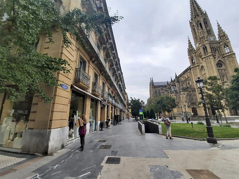 Aldazabal bisutería Areizaga Inmobiliaria apertura San Sebastián noticias retail
