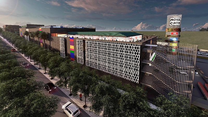 BNP Titan gestión centro comercial Nova Centre en Vilanova noticias retail