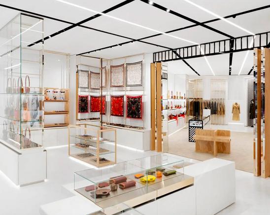 Burberry flagship Londres noticias retail