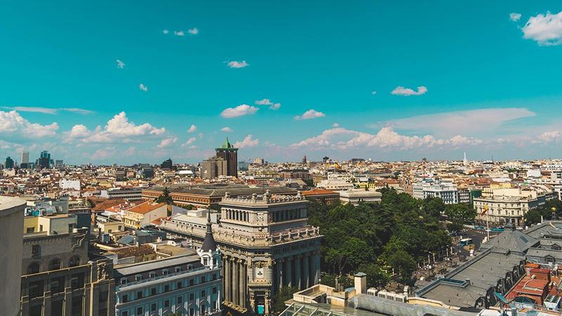 CBRE Madrid reactivación turismo afluencia noticias retail