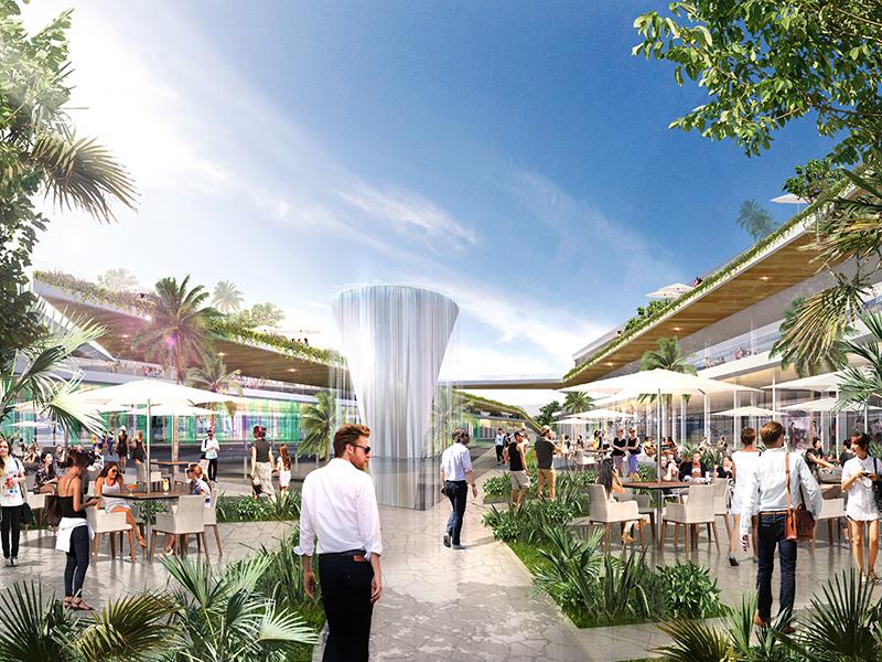 Citygrove y Burlington complejo comercial Marbella noticias retail