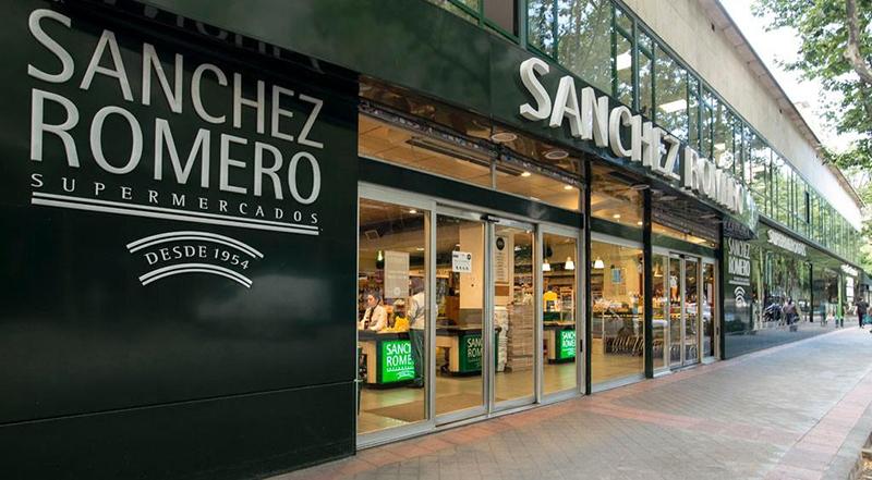 Corte Ingles Sanchez Romero noticias retail