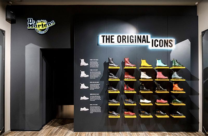 Dr Martens apertura Barcelona primera tienda España noticias retail