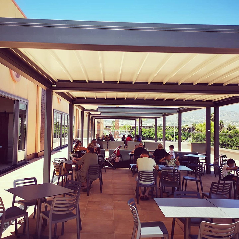 El Ingenio terraza restauración inauguración noticias retail