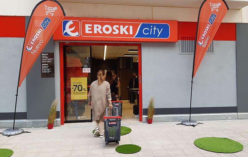 Eroski City Navarra Berriozar apertura noticias retail