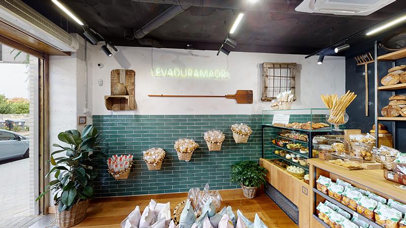 Glovo Levaduramadre delivery panadería artesanal Madrid noticias retail