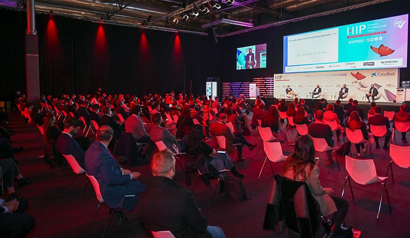 HIP Horeca Professional Expo marzo 2022 horeca noticias retail