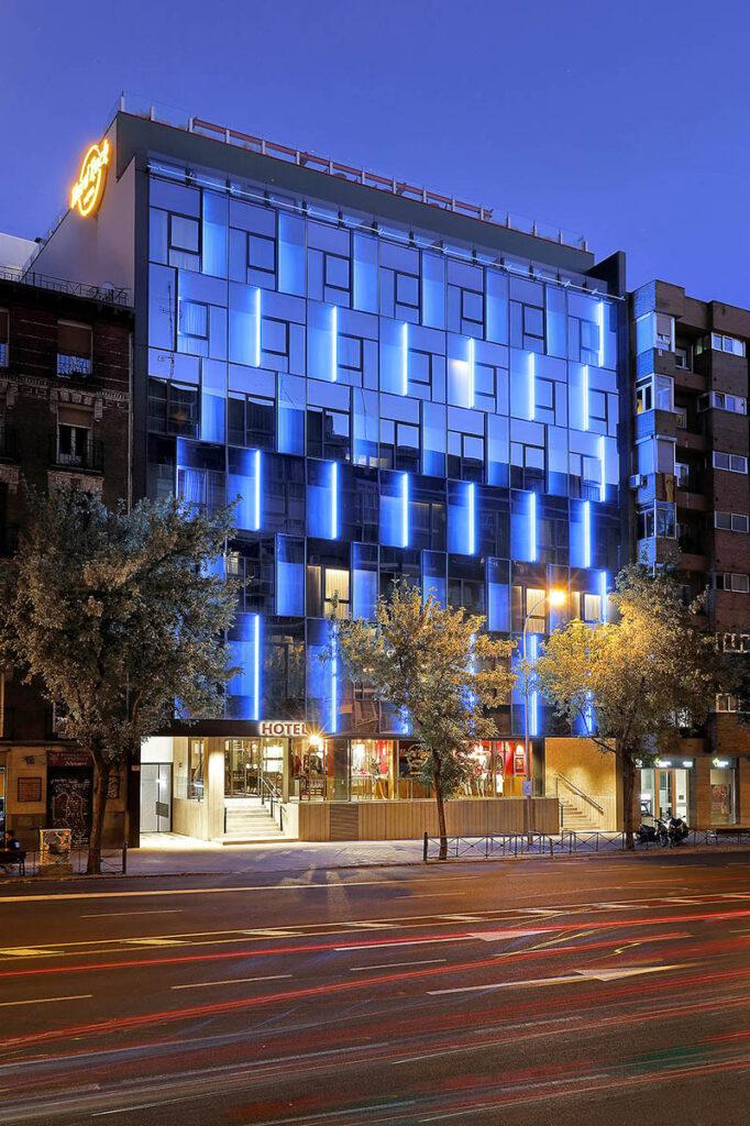 Hard Rock Hotel Madrid apertura noticias retail