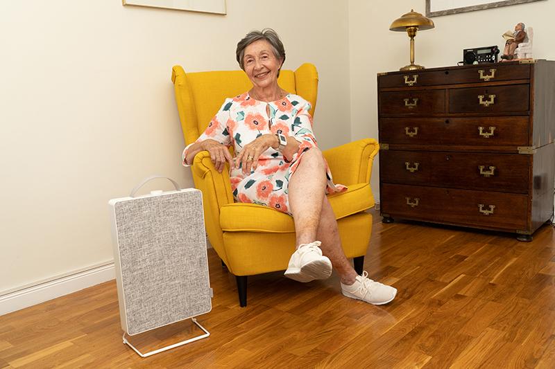 Ikea Día de los Abuelos purificadores de aire sorteo noticias retail
