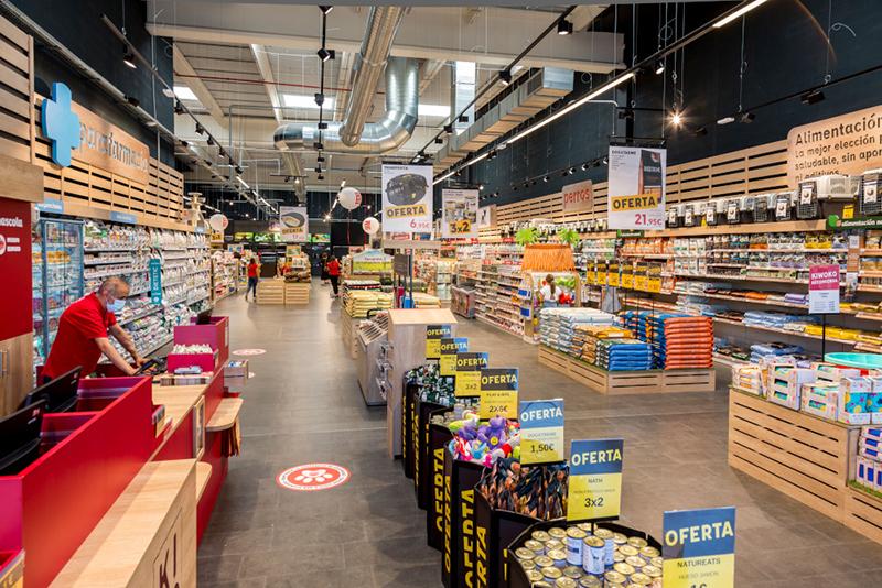 Kiwoko apertura tienda Bahía Sur noticias retail