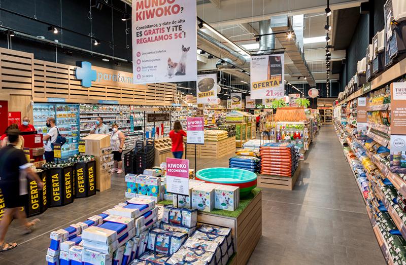 Kiwoko séptima apertura Canarias La Minilla noticias retail
