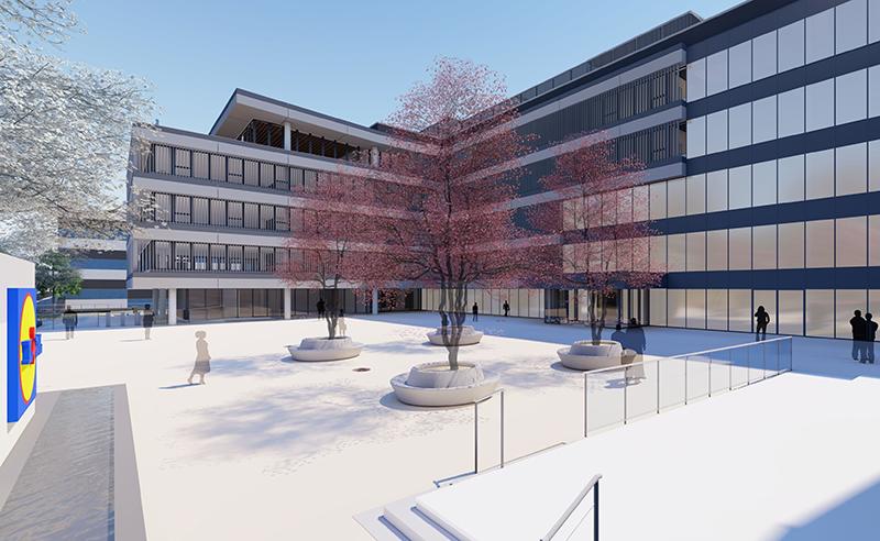 Lidl ampliación sede central inversión noticias retail