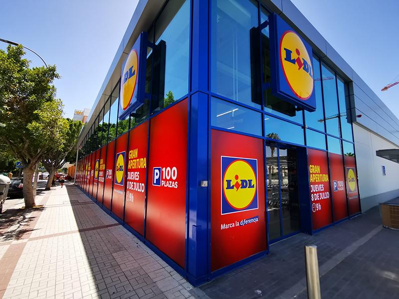 Lidl apertura Málaga litoral noticias retail