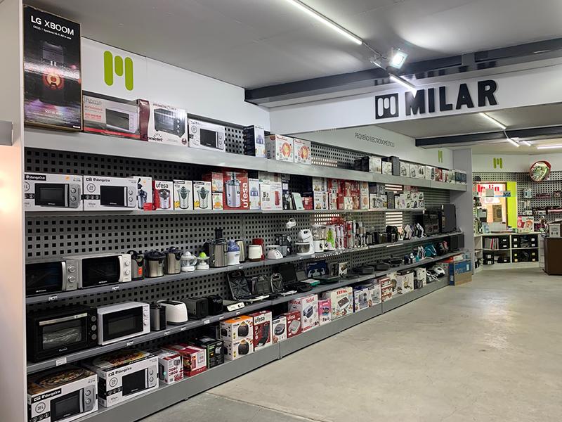 Milar nueva tienda Carbonero Mayor Segovia apertura noticias retail