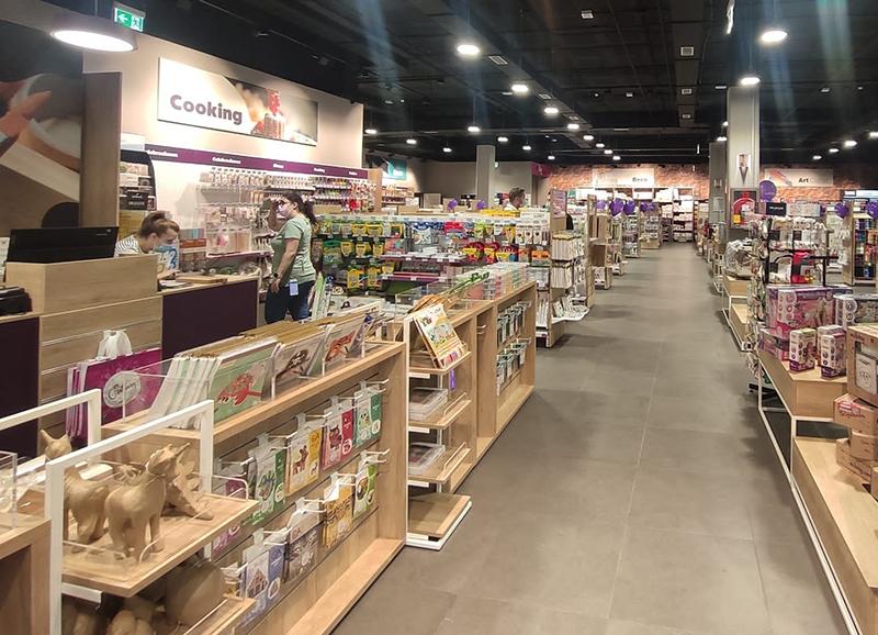 Milbby Río Shopping apertura manualidades noticias retail