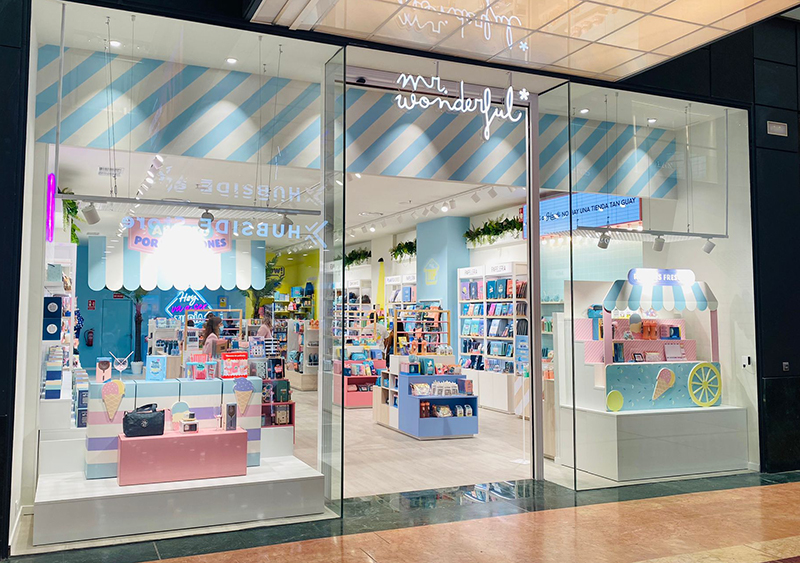 Mr. Wonderful Nueva Condomina Murcia noticias retail