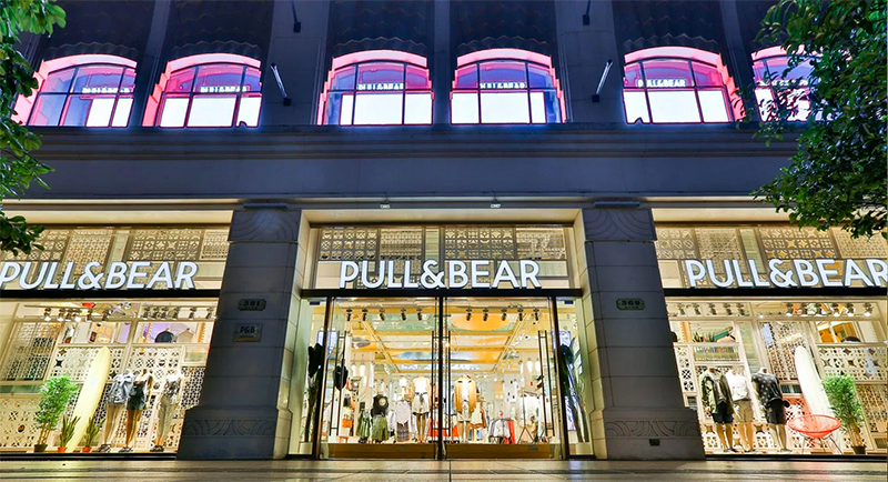 Pull & Bear tienda Florencia noticias retail