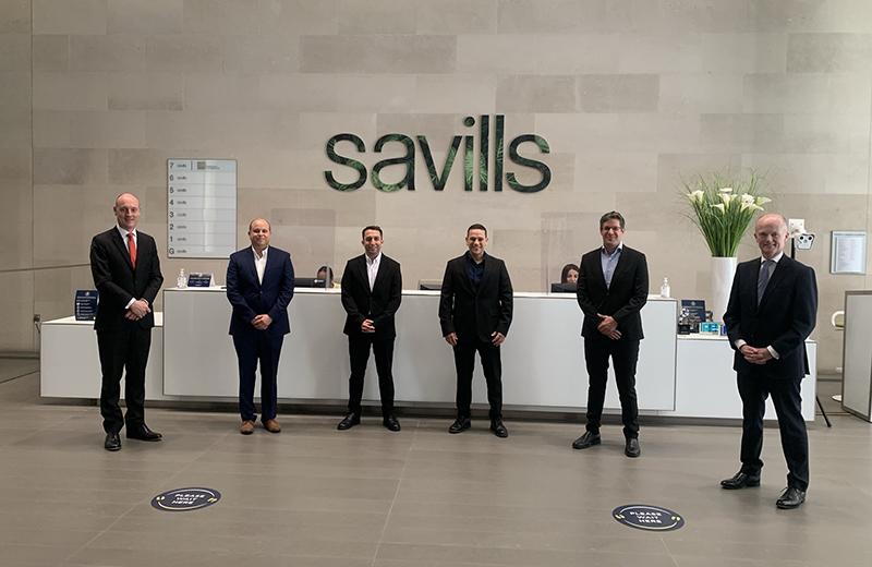 Savills Factor Israel expansión Europa Oriente Medio noticias retail