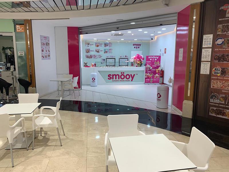 Smooy aperturas expansión Tenerife Cartagena noticias retail