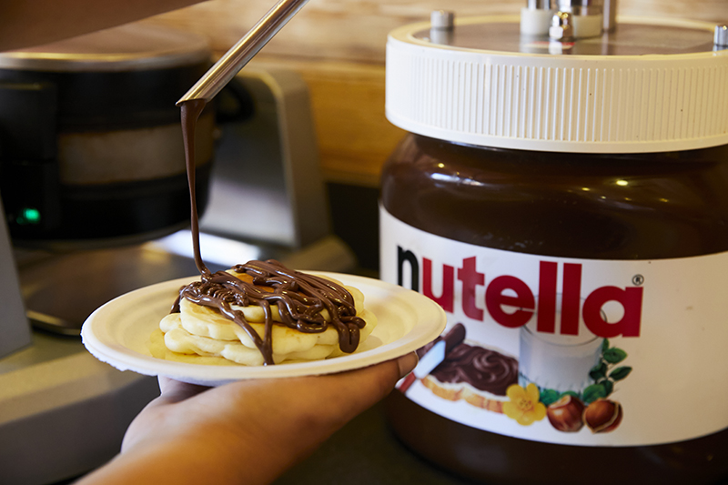 Sweet House Nutella en Port Aventura noticias retail