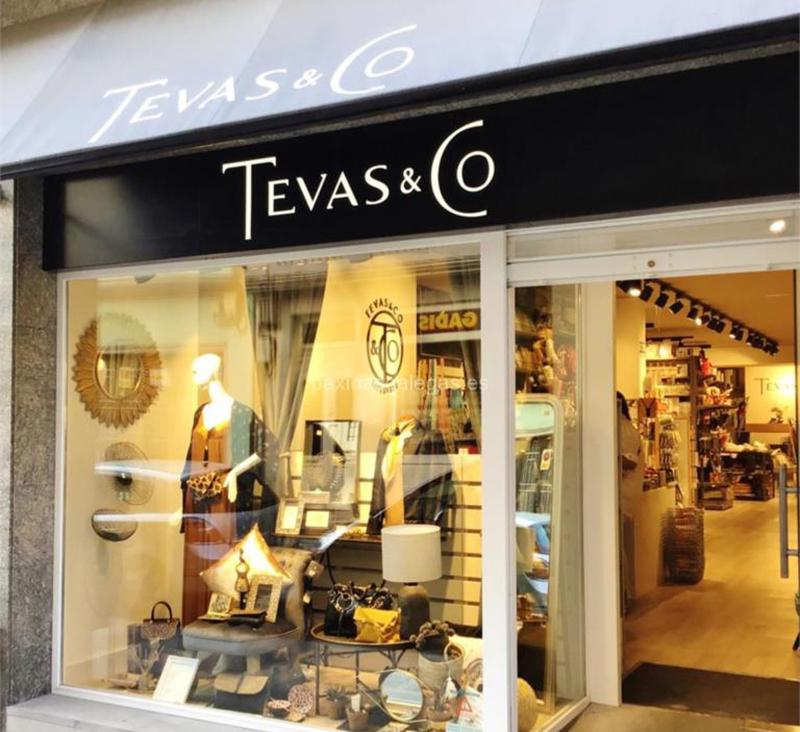 Tevas & Co franquicia decoración noticias retail