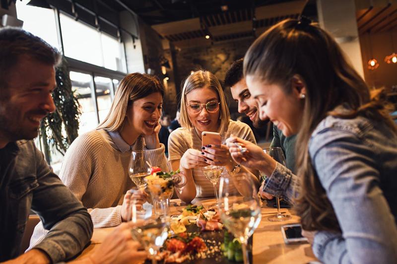 The Fork restaurantes reservas aumento verano noticias retail
