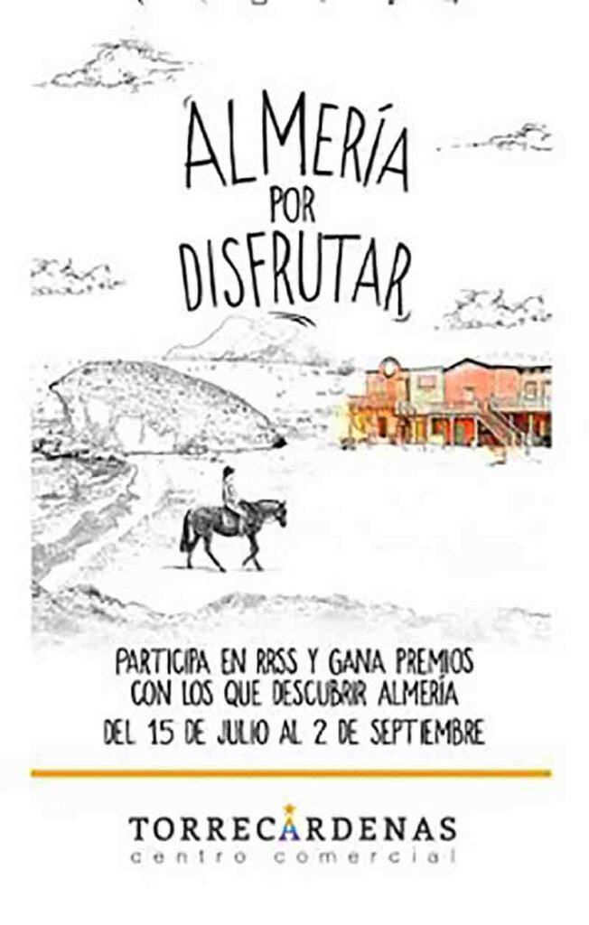 Torrecárdenas Almería campaña turismo noticias retail