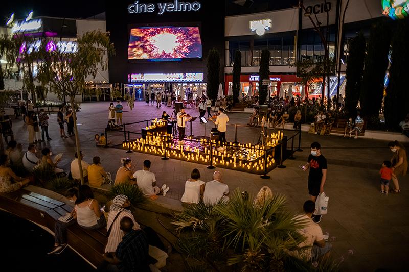 TresAguas Fest2 noches verano Madrid noticias retail