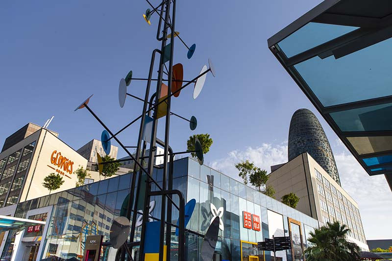 URW Glories Barcelona destino Westfield Europa noticias retail