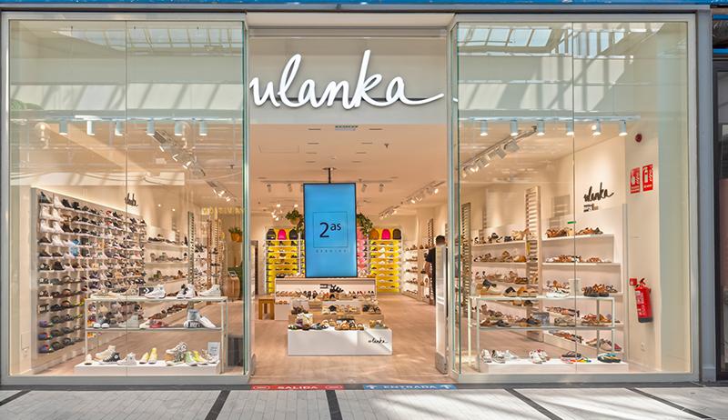 Ulanka inaugura tienda Valle Real noticias retail