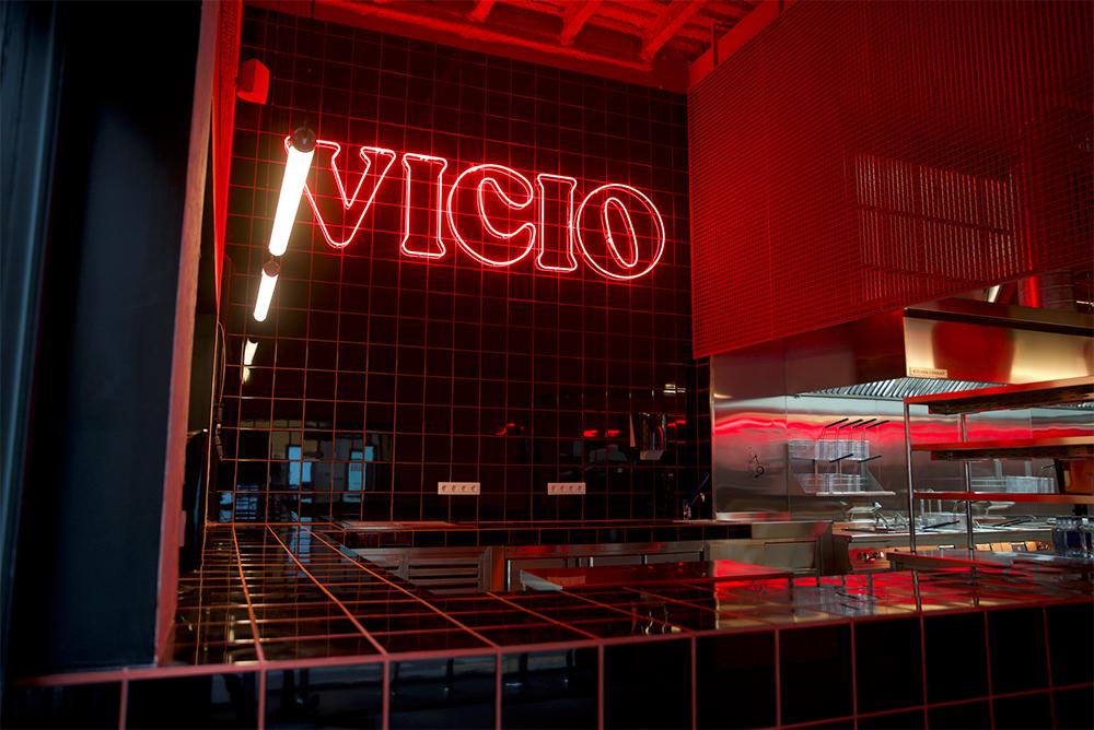 Vicio startup nuevo restaurante Barcelona apertura noticias retail