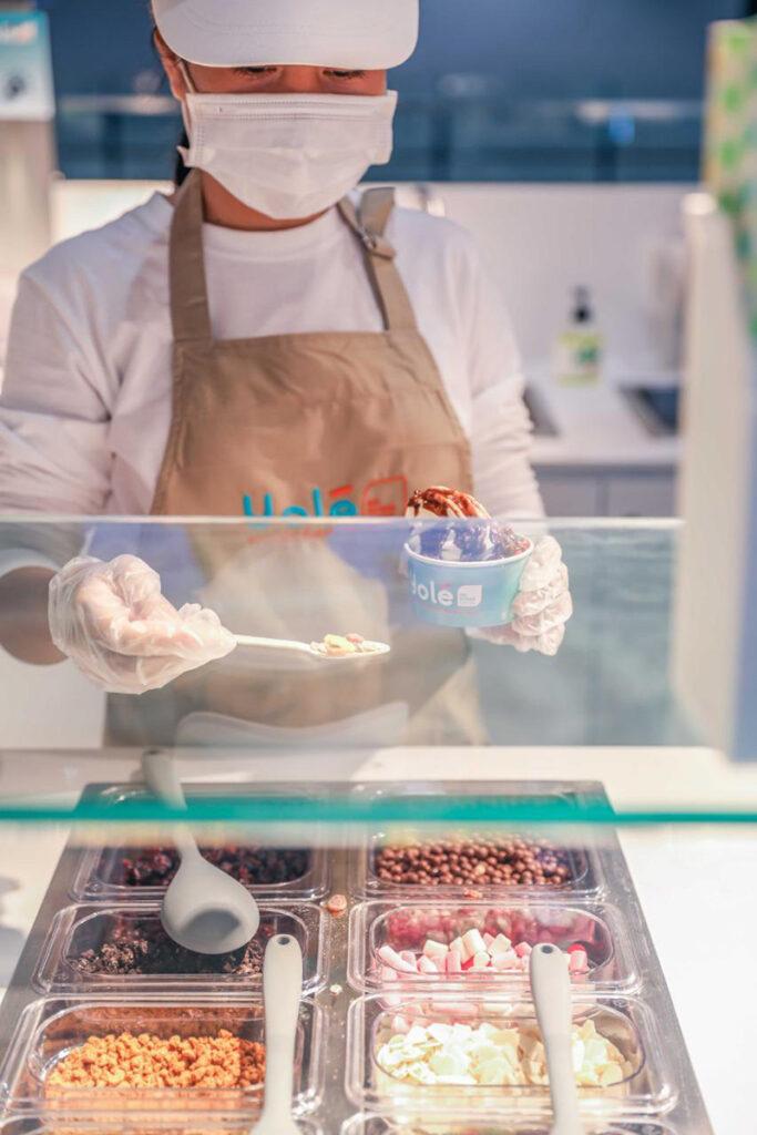 Yolé yogur helado nuevas aperturas Asia noticias retail