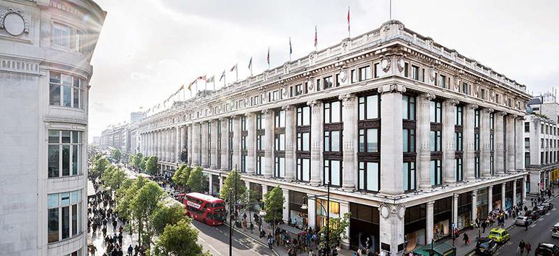 grandes almacenes ingleses Selfridges subasta noticias retail
