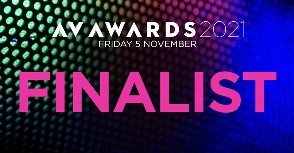 nsign tv nominaciones AV Awards industria audiovisual noticias retail