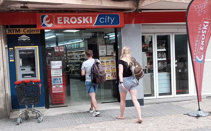 Eroski Alcudia Mallorca noticias retail