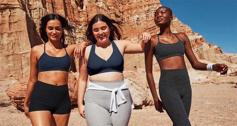 Levi's compra marca deportiva inclusiva Beyond Yoga noticias retail
