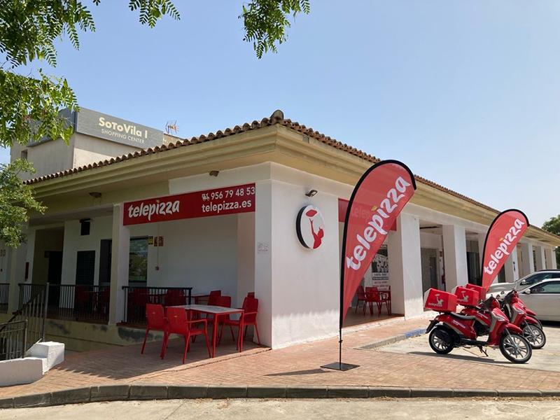 Telepizza abre establecimiento Sotogrande Cadiz noticias retail