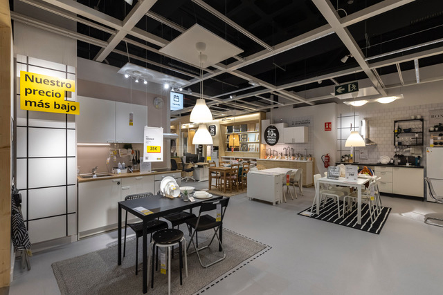 7 Palmas tienda urbana IKEA Canarias noticias retail