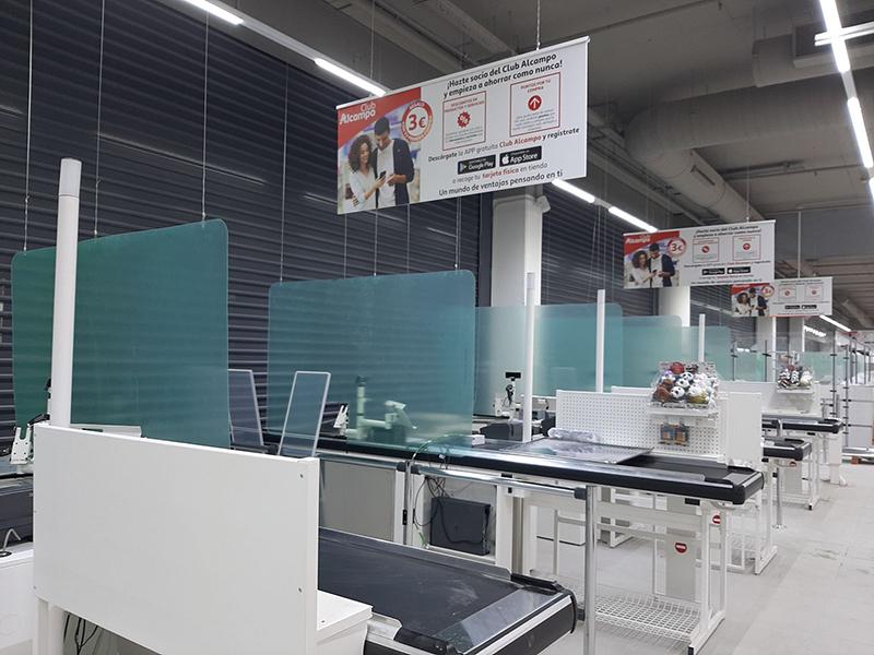 Alcampo Vialia Vigo apertura inversion hipermercado noticias retail