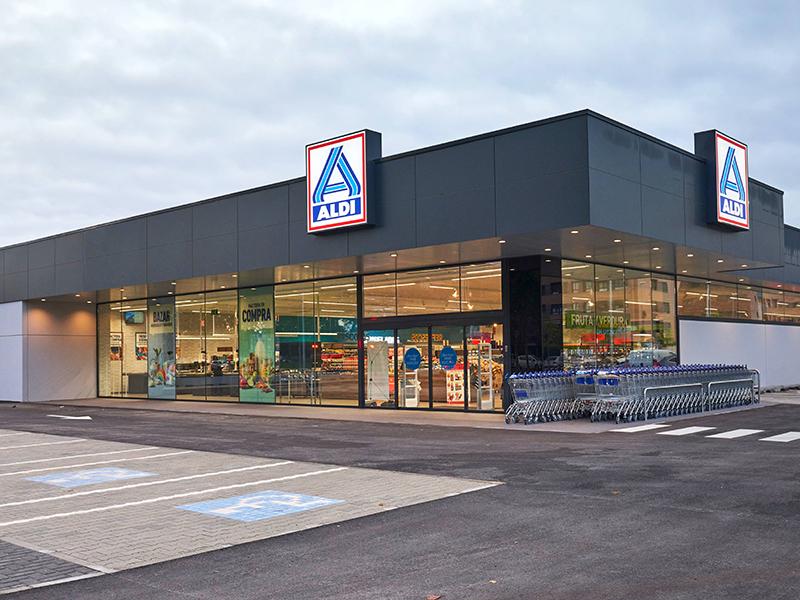 Aldi apertura supermercado Valladolid expansion noticias retail
