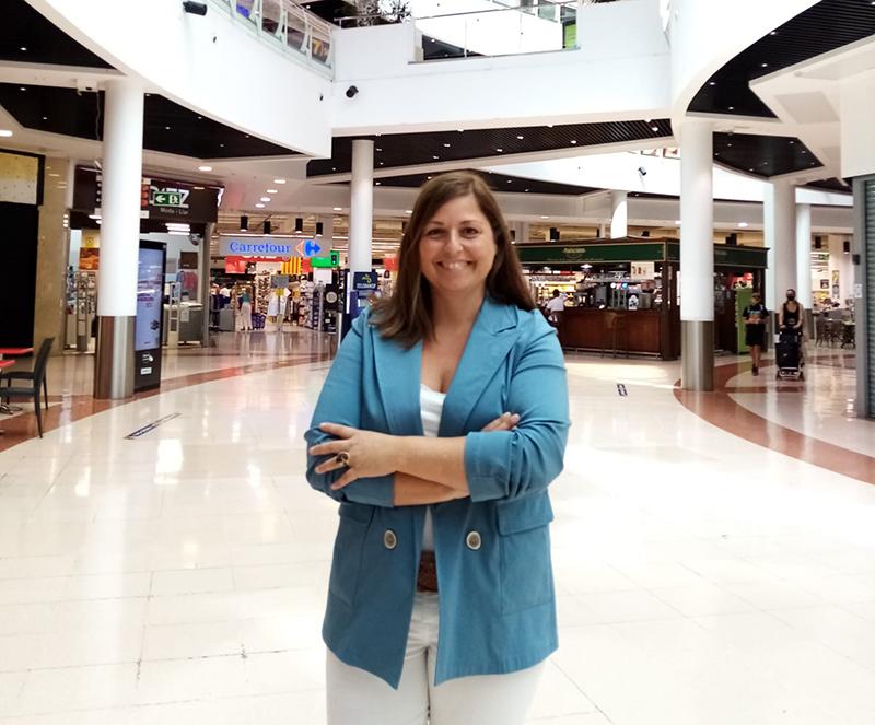 Anna Sotorres gerente Llobregat Centre noticias retail