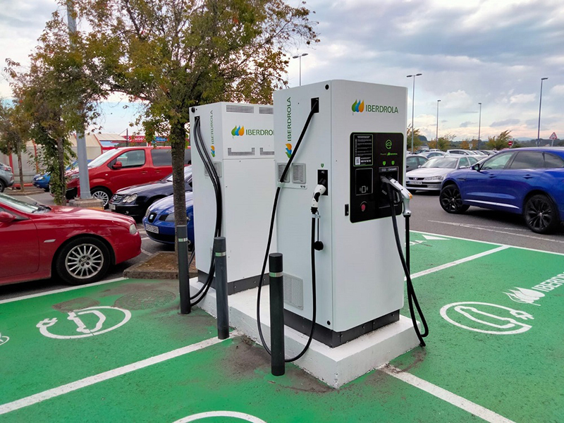 As Termas Iberdrola electrolinera movilidad sostenible noticias retail