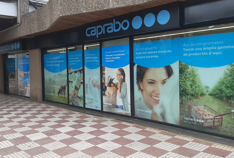 Caprabo apertura supermercado Cerdanyola del Vallès Cataluña noticias retail