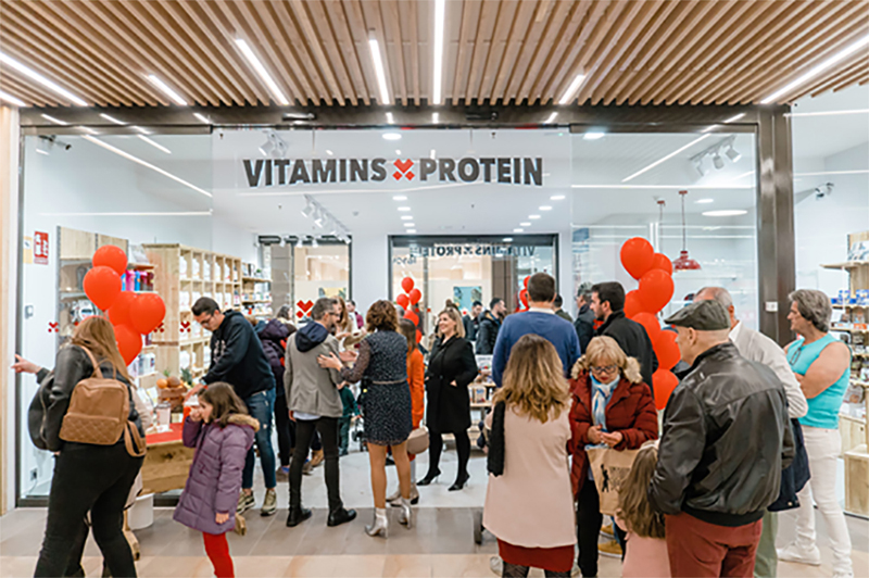 Carmila Vitamins Protein acuerdo franquicia noticias retail